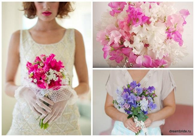 цветы для букетов фото и название: латирус