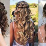 Красивые свадебные прически на длинные волосы фото