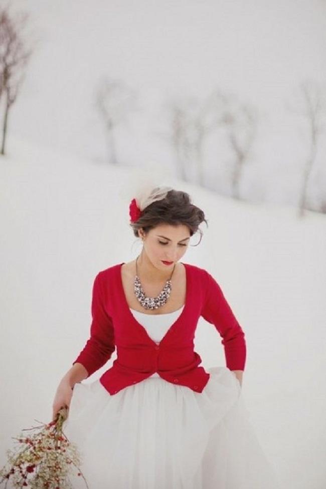 каждого современного фотосессия свадьбы в красном платье зимой где точно два