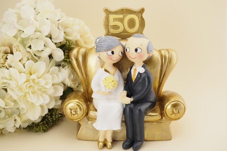Золотaя свадьба