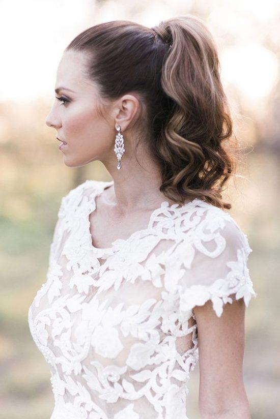 Свадебный хвост