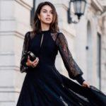 Черное свадебное платье - это хорошая идея?