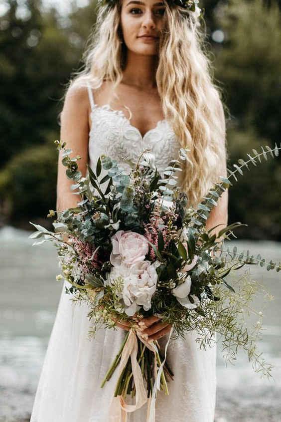 Свадебные букеты 2020: нежные букеты для невесты