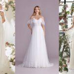 Свадебное платье в стиле бохо. Тенденции 2021 года