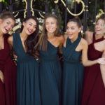 Платье для подружки невесты 2021