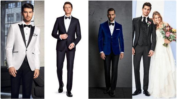 Свадебный костюм 2021