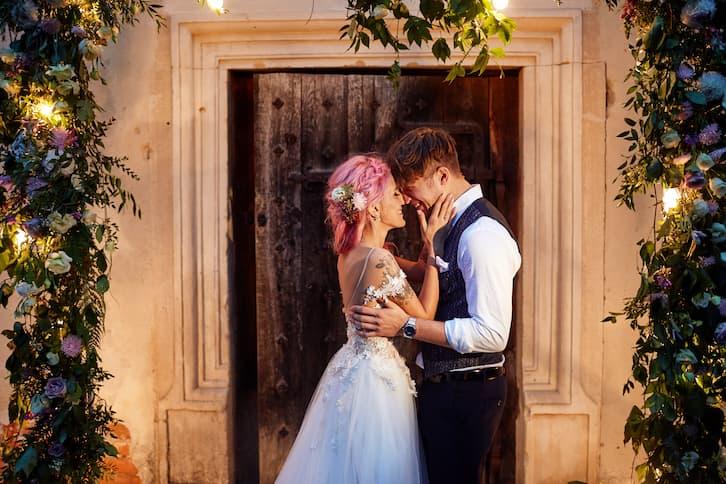 стили свадьбы