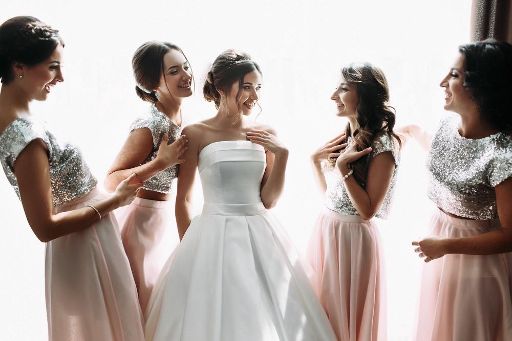 Подружка невесты и свидетельница