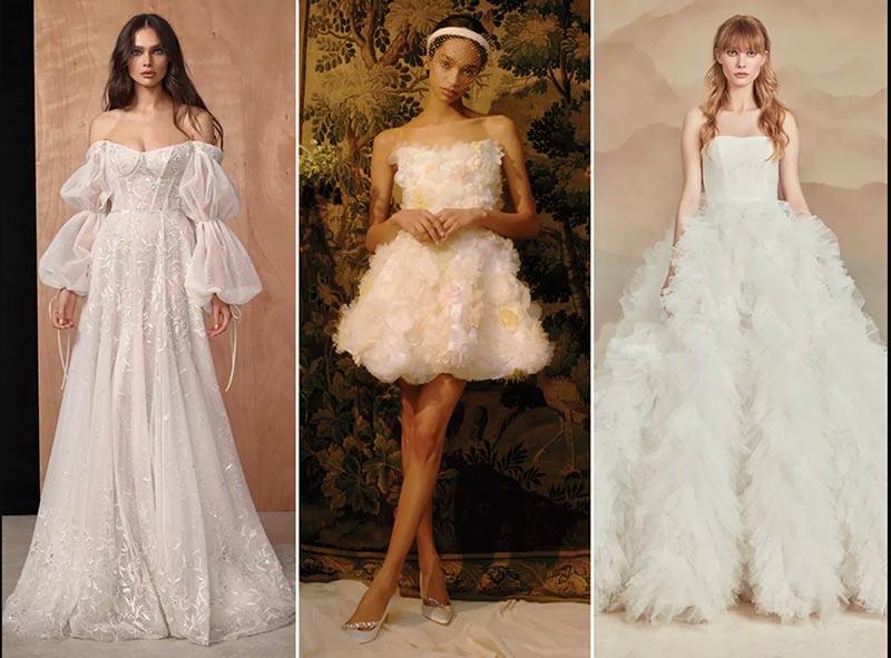 свадебные платья 2022